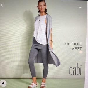 Cabi+Limited Edition Hoodie Vest #5412+Sz Medium